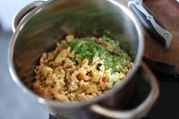 素荠素菜饺子制作步骤2