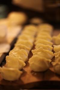 素荠素菜饺子制作步骤7