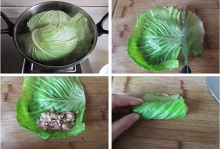 翡翠菜包步骤5-8