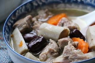 牛蒡羊肉汤的做法步骤:5