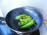 烧烤尖椒的做法步骤5