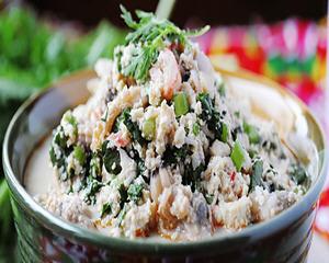 海鲜小豆腐