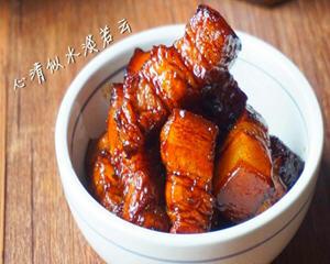 樱桃红烧肉
