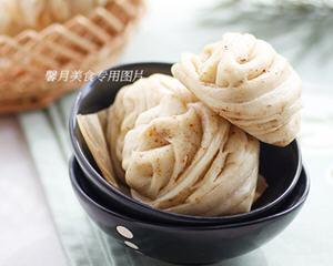 椒盐花卷(发酵箱版)