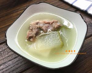 冬瓜淮山排骨汤