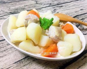 椰汁马铃薯