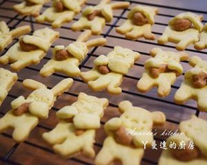 小动物抱抱饼干