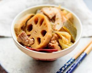 传统年菜酥锅