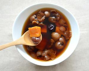 红枣桂圆地瓜汤