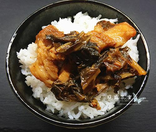 梅菜焖猪肉的家常做法