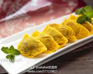 黄金蛋饺赛元宝