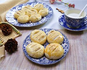 传统经典美食老婆饼的做法_图解传统最经典的老婆饼怎么做