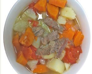 清淡的罗宋汤