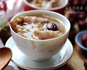红枣板栗煲鸡脚的做法_图解好吃的红枣板栗煲鸡脚怎么煮