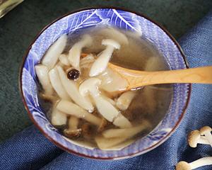 纯素版杂菌汤