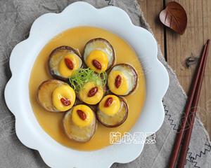 香菇酿鹌鹑蛋