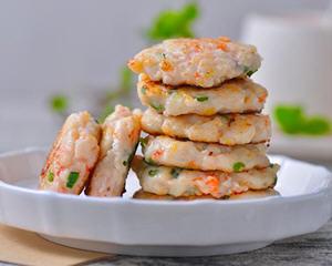 鲜虾萝卜饼的做法_图解好吃的鲜虾萝卜饼怎么做