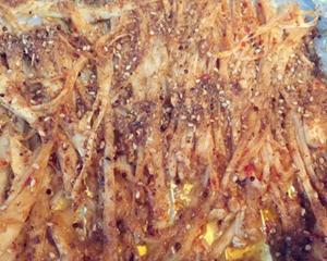烤箱烤金针菇的做法