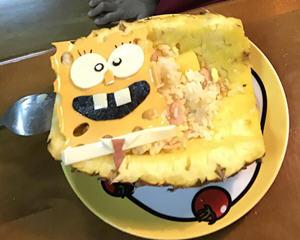 夏威夷蛋炒饭儿童版