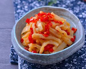 湖南萝卜干腌制方法