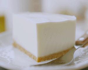 不用烤箱不加鸡蛋的奶酪蛋糕