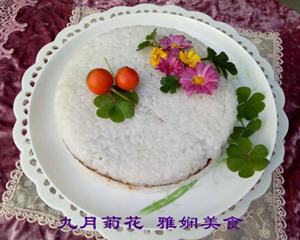 大米枣泥糕