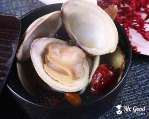 马蹄蛤养生汤