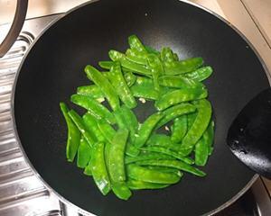 酱炒荷兰豆