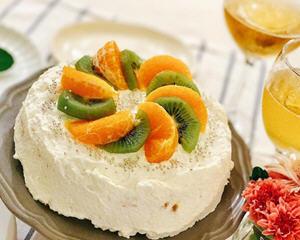 全蛋法做基础海绵蛋糕