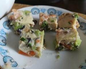 宝宝辅食鱼豆腐
