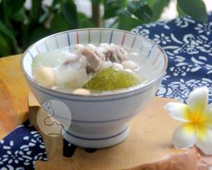 排骨冬瓜汤(三伏天解暑祛湿)