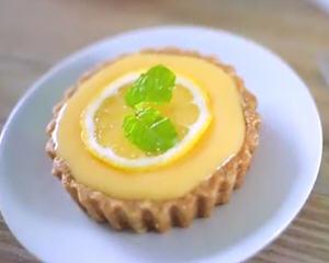 免烤箱的柠檬塔