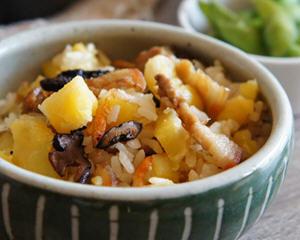 古早味割稻饭的做法_图解好吃的古早味割稻饭怎么做