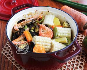 咖哩炖菜烤箱版