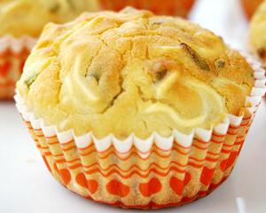 天然酵种方便面葱香蛋糕
