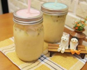 百香果养乐多果汁