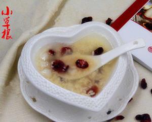 蔓越莓酒酿小汤圆
