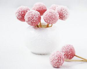 粉嫩系棒棒糖蛋糕