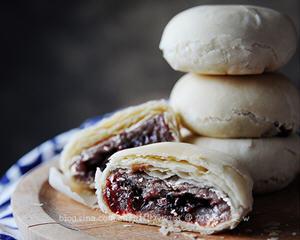 栗子蔓越莓酥饼