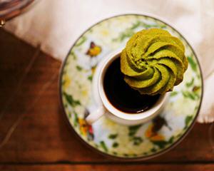 抹茶脆曲奇