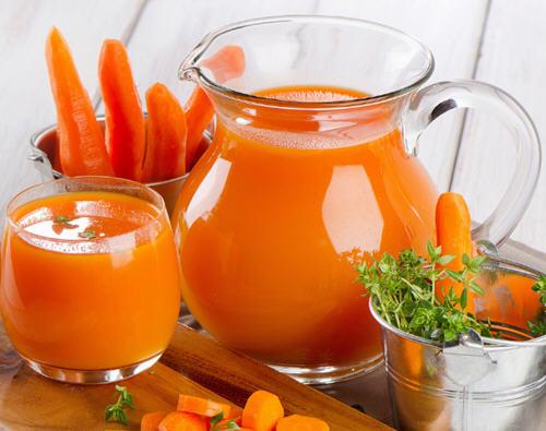 榨胡萝卜汁需要煮熟吗?