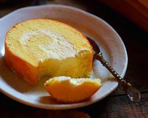 酸奶蛋糕卷