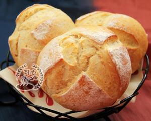 全麦养生面包(直接发面法)