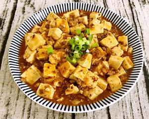 不辣的麻婆豆腐