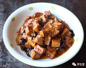 四川鱼香豆腐