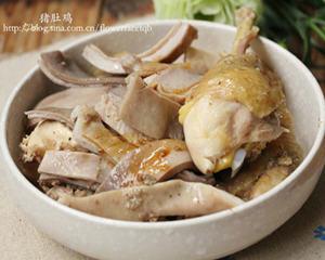 猪肚包鸡高压锅版