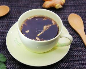 可乐姜茶的做法_图解在家怎么煮可乐姜茶才好喝