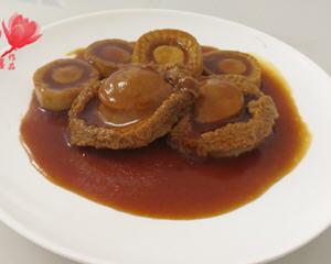 杏鲍菇烧鲍鱼的做法_图解好吃的杏鲍菇烧鲍鱼怎么做