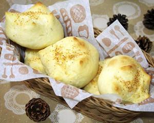 蒜味奶油面包