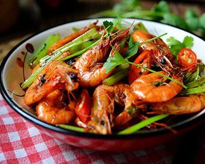 微辣盆盆虾
